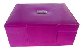 Pink Memory Box