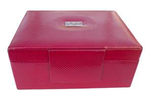 Red Memory Box