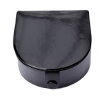 Black Horseshoe leather box