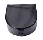 Black Horseshoe leather box