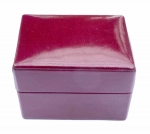 Burgundy Mini Oblong Box