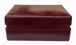 Burgundy Oblong Box