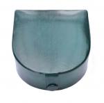 Green Horseshoe leather box
