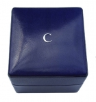 Royal Blue Mini Square Box