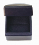 Navy Mini Ring Box