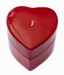 Red Mini Heart Box