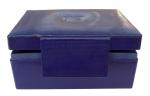 Royal Blue Treasure Box