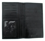 Soft Hide Traditional Wallet